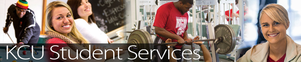 Student Services Header Image