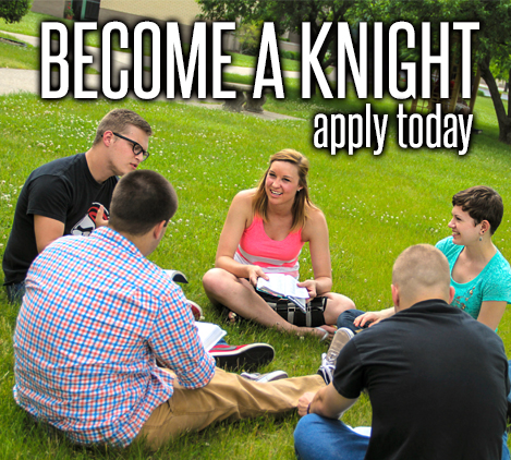 Become a Knight Tile