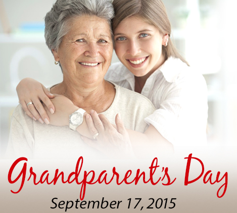 Grandparent's Day tile