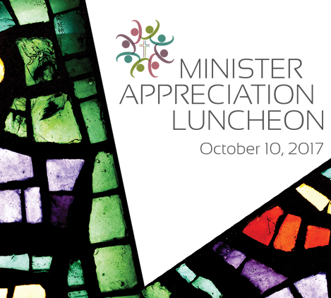 Min. Appreciation Luncheon tile