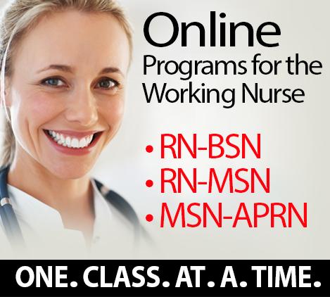 Online Nursing tile