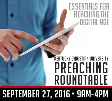 Preaching Roundtable Tile 2016