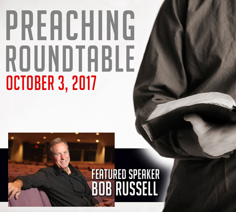 Preaching Roundtable Tile 2017
