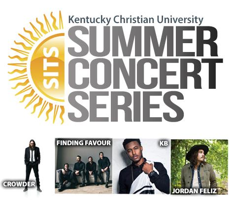 Summer Concert Series tile