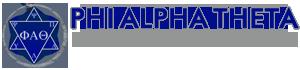 Phi Alpha Theta Logo