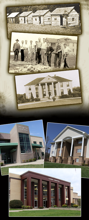 Our Heritage collage