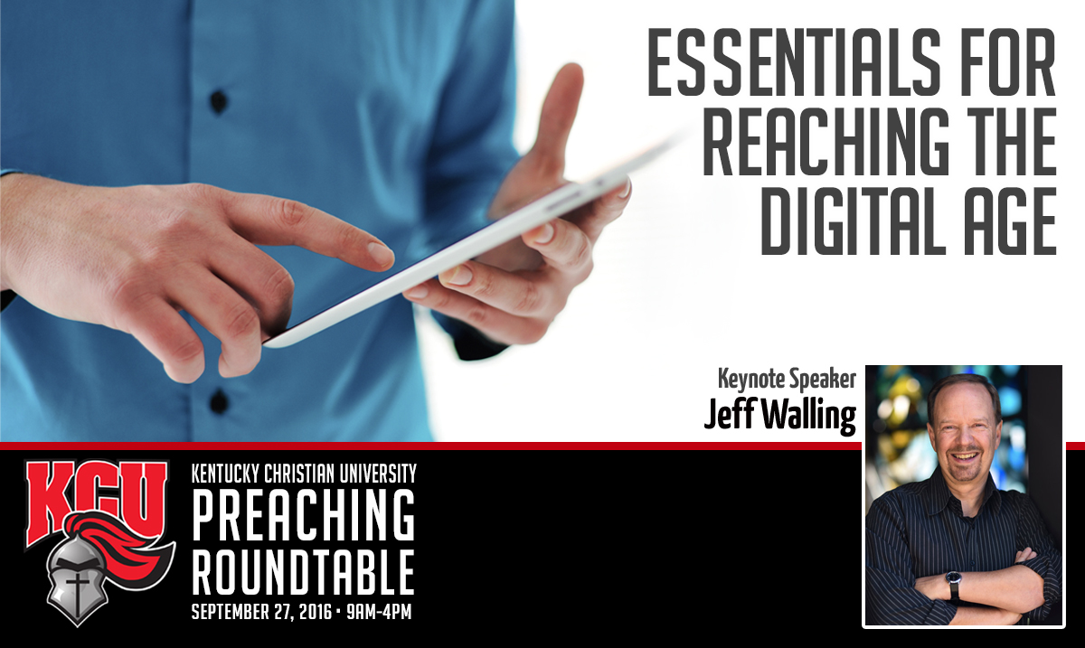 Preaching Roundtable ad for FACEBOOK