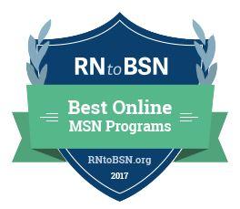 The Best Online MSN Programs of 2017
