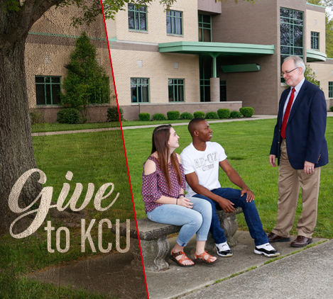 Give to KCU 2018 tile