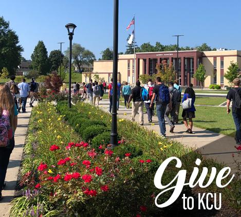 Give to KCU 2018 tile 2.0