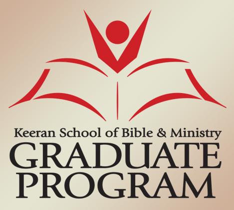 Bible & Ministry Grad School tile