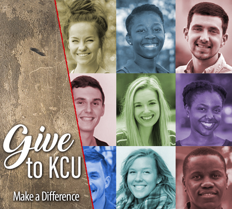 Give to KCU 2019 closeups tile