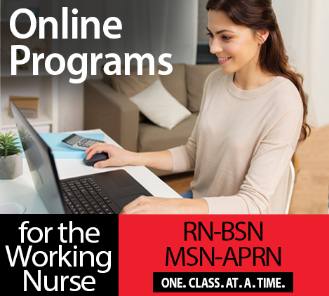 Online Programs for working nurse