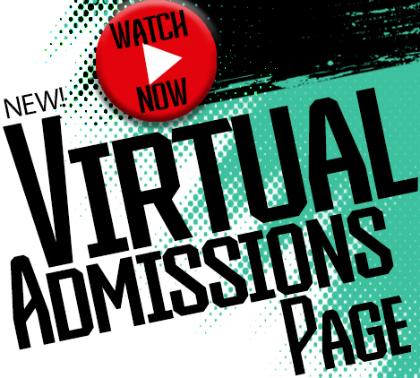 Virtual Admissions Page Tile